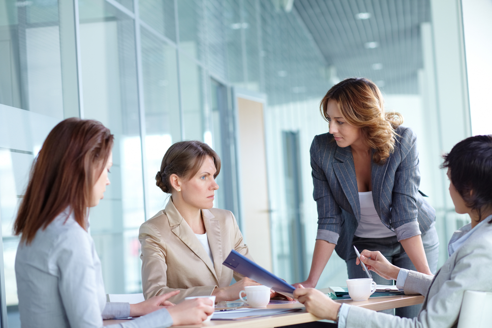 Women in Executive Roles - Diversity in the Workplace